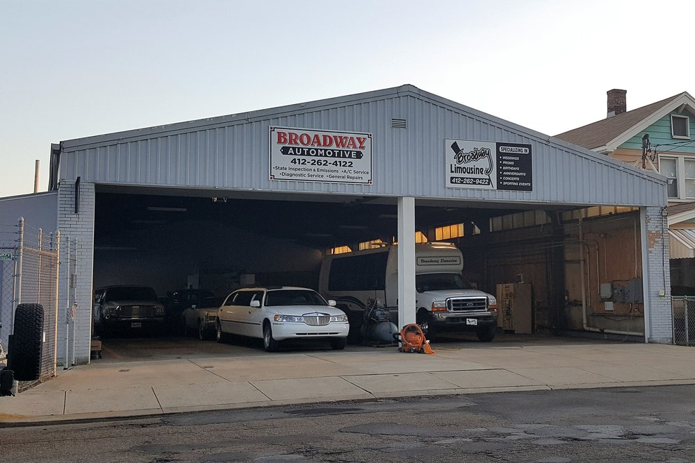Broadway Automotive - 940 1st Ave, (412) 262-4122