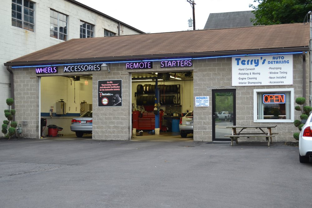 Terry's Auto Detailing - 906 4th Ave, (412) 264-3555