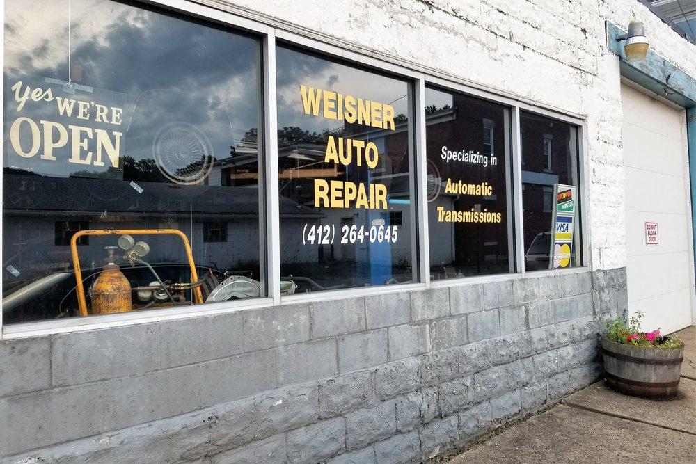 Weisner Auto Repair - 415 Locust St, (412) 264-0645