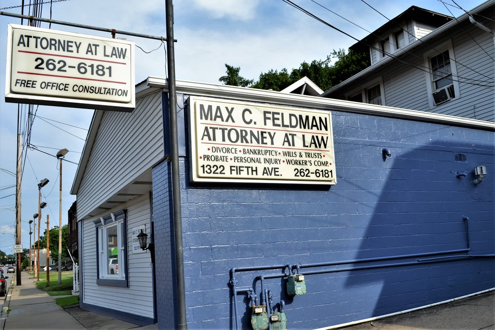 Max C. Feldman, Attorney at Law - 1322 5th Ave, (412) 262-6181