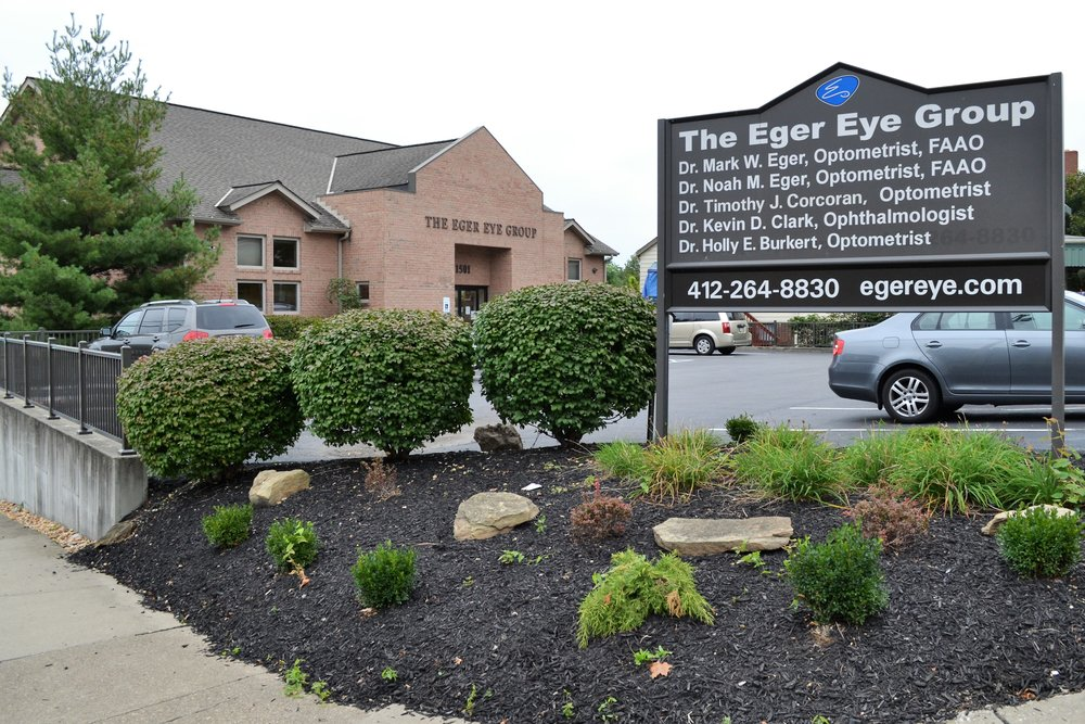 The Eger Eye Group - 1501 State Ave, (412) 264-8830