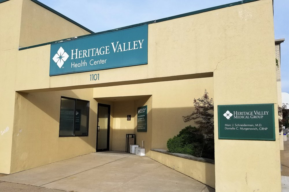 Heritage Valley Medical Group - 1101 5th Ave, (412) 269-0899