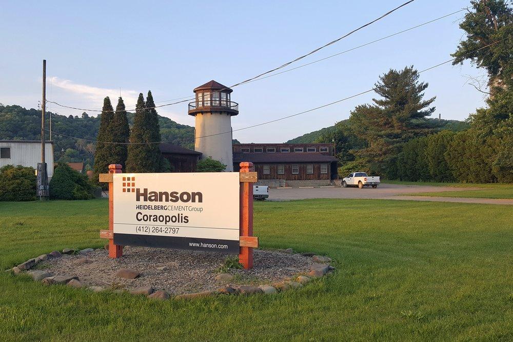 Hanson Heidelberg Cement Group - 819 Pennsylvania Ave, (412) 264-2797