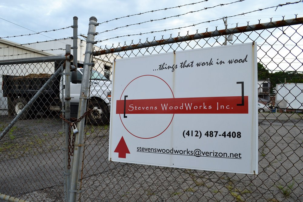 Stevens WoodWorks - 938 4th Ave, (412) 487-4408