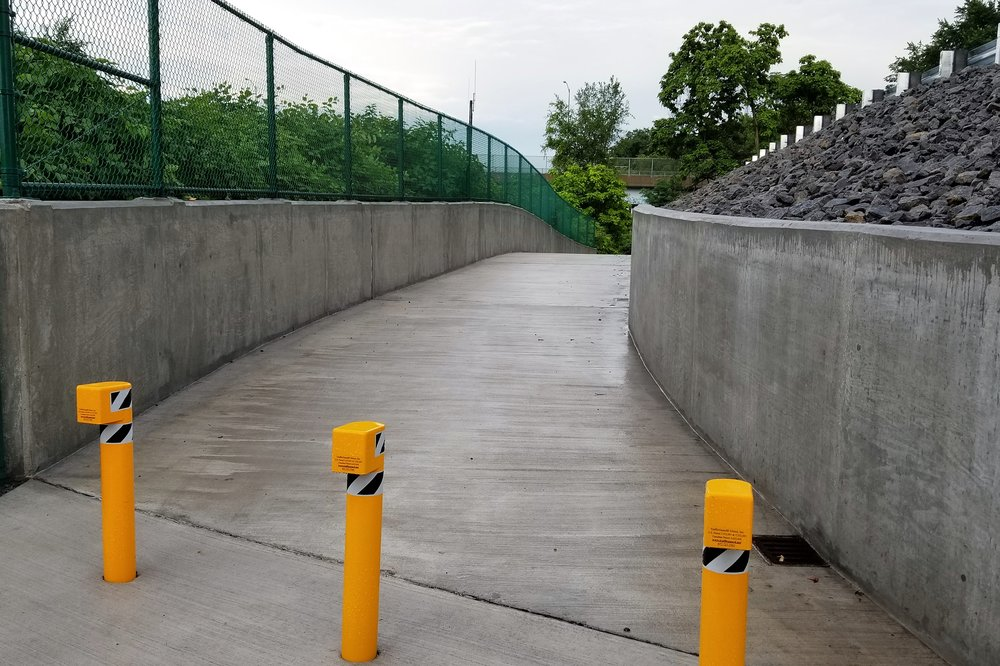 Montour Trail Extension Entrance, 401 Montour St