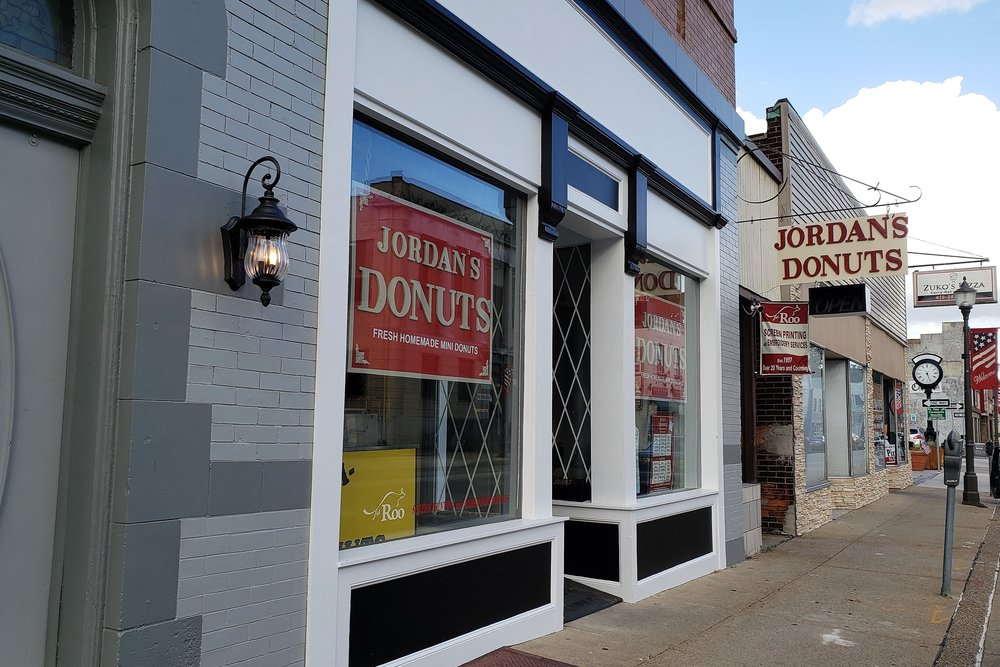 Jordan's Donuts - 1005 5th Ave, (412) 262-1968