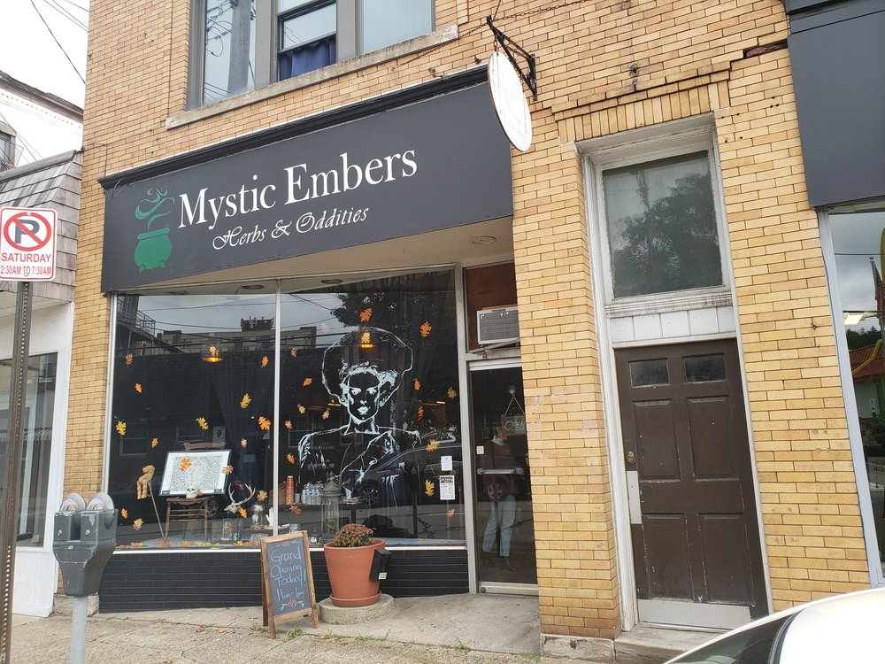 Mystic Embers - 1009 4th Ave, (719) 213-9544
