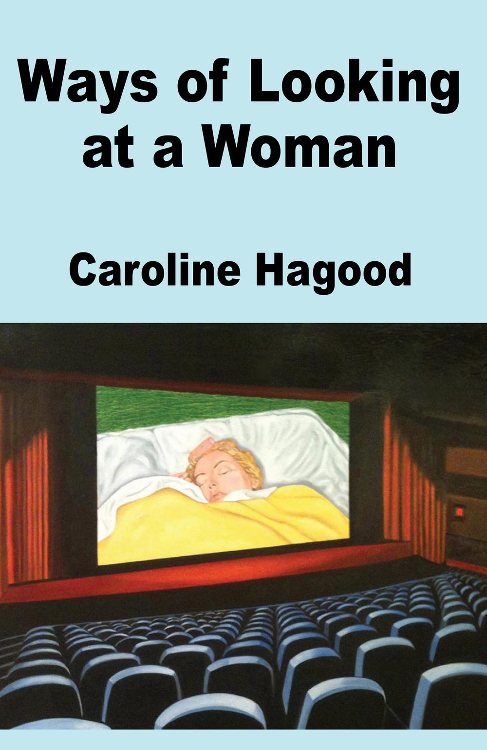 "- In Ways of Looking at a Woman, a book-length essay that interweaves memoir with film and literary history, Caroline Hagood assumes the role of detective to ask, what is a ""woman,"" ""mother,"" and ""writer""? By turns smart, funny, and poignant, Ways of Looking at a Woman is a profound meditation on the many mysterious layers that make up both a book and a person.""Caroline Hagood's Ways of Looking at a Woman is a profoundly unique and honest piece of work, somehow executed with an astonishing lack of ego. She will break your heart with her naked sincerity; a masterful, singular writer who sheds light with every page.""—Mary-Louise Parker""This book is for the poetry lovers whose brains have gone fractured after childbirth, fractured by love and focus and television and books, every influence jostling for precious space. Is this a poem? Is it a memoir? Is it a book on art and motherhood and love? Yes. I'll shelve it next to Maggie Nelson, on the shelf marked Necessary.""—Emma Straub""Caroline Hagood's critical eye is somehow both cool and passionate, and she uses it freely, beautifully, to gift readers a riveting portrait of a mind at work. Referencing high and low culture, family, academic syllabi, and most importantly, her body, Hagood has made something entirely new and all her own.""—Elisa Albert"