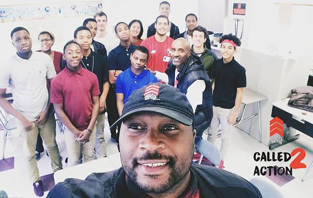 #hoodriseacademy back in action in the public schools raising young kings! #hoodrise #hoodrise