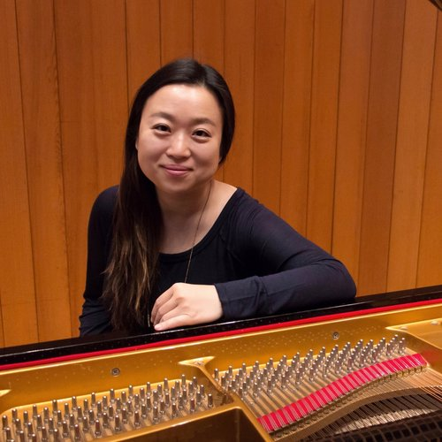 Shinae Kim Piano An Die Musik Nyc