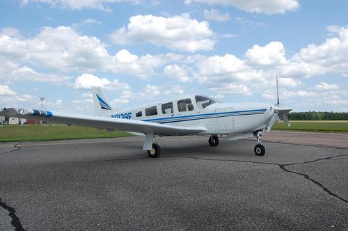 1980 PA-32R-301 SARATOGA SP - N8139F