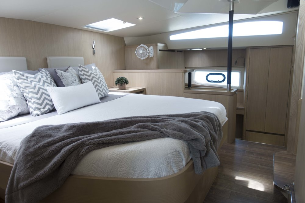 Stateroom Luxury Yacht