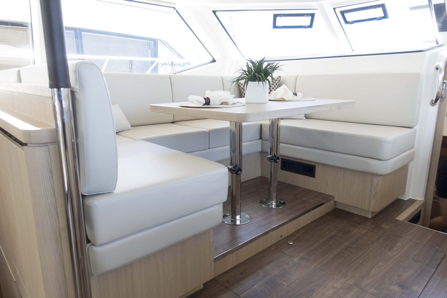 Saloon Luxury Yacht