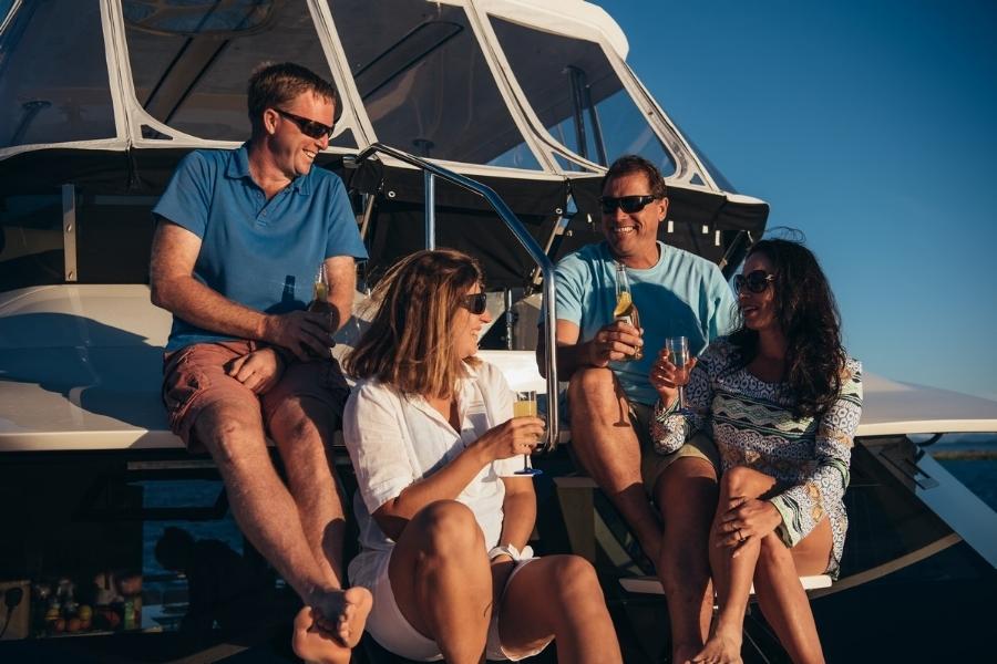 Whitsunday bareboat holiday