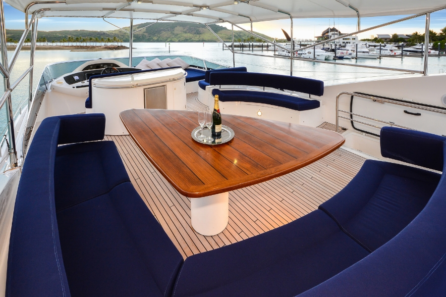 Private Yacht Charter Alani