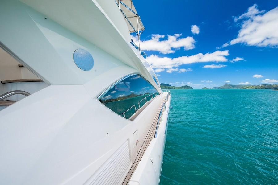 Super Yacht Whitsundays
