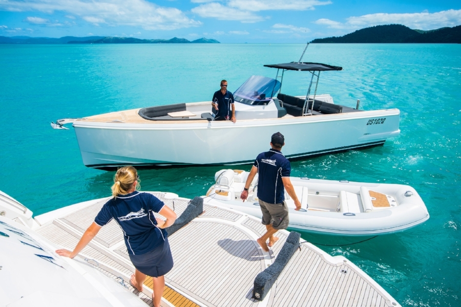 Luxury Yachting Whitsundays