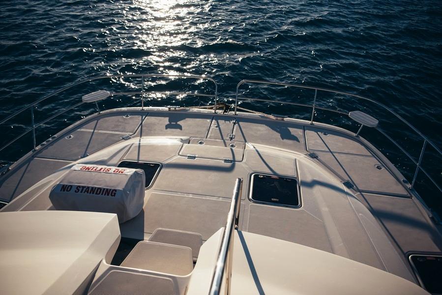 Flybridge Luxury Yacht Whitsundays