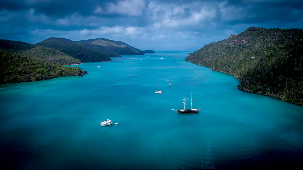 Nara Inlet, Hook Island Whitsundays