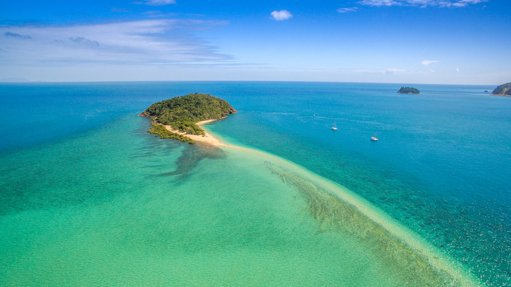 Langford Island, Whitsundays