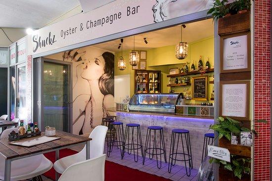 Shuckz Oyster & Champagne Bar