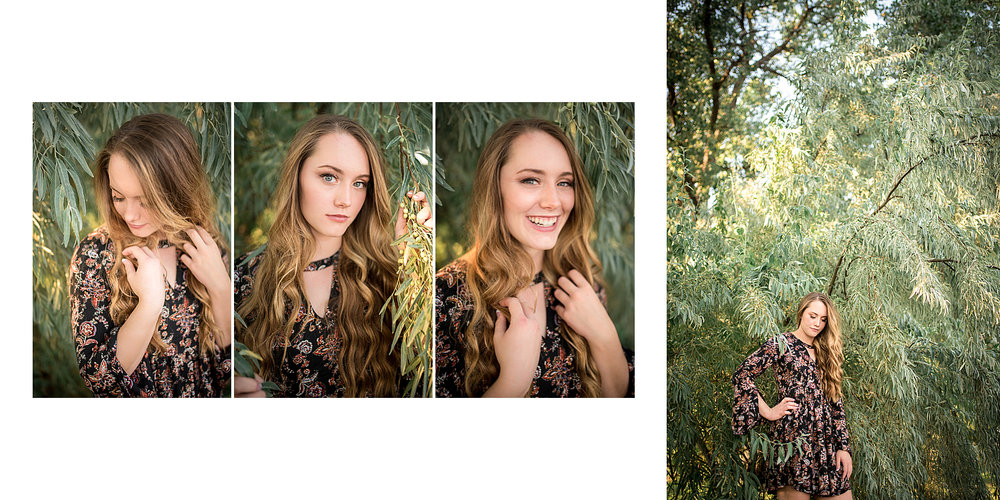 Senior Portraits in Great Falls, Montana