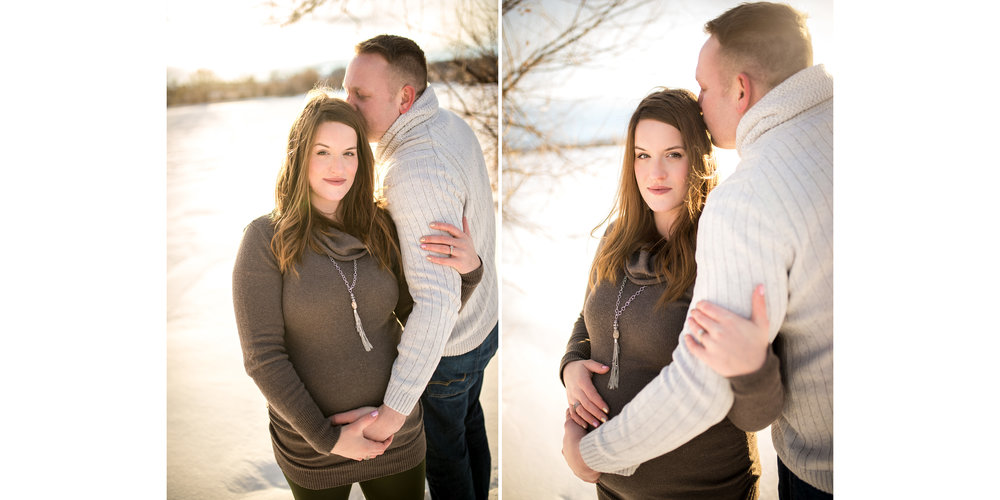 maternity photography in Great Falls, Montana
