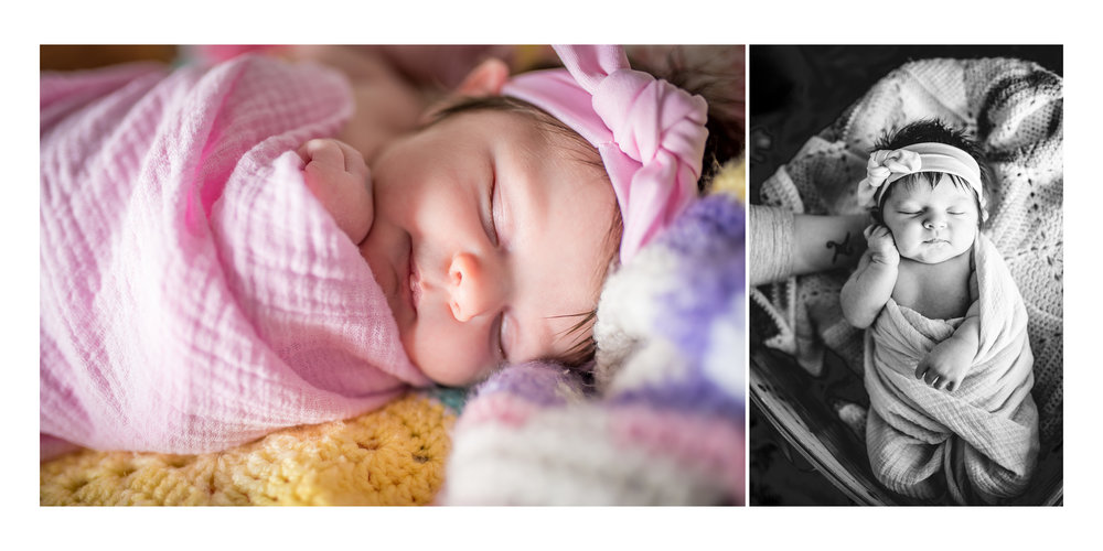 Newborn photography in Great Falls, Montana