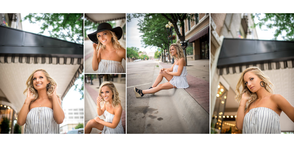 Senior photography in Great Falls, Montana