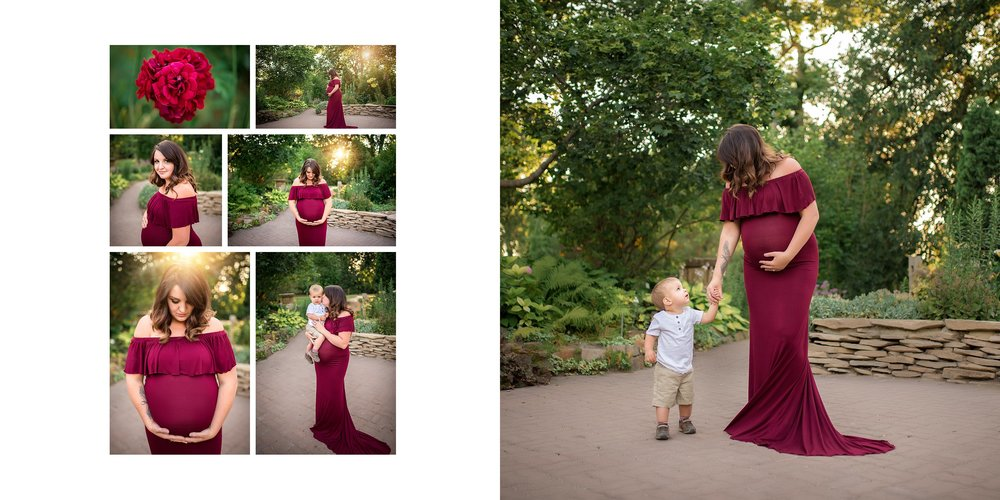 Maternity photographer in Great Falls, MT