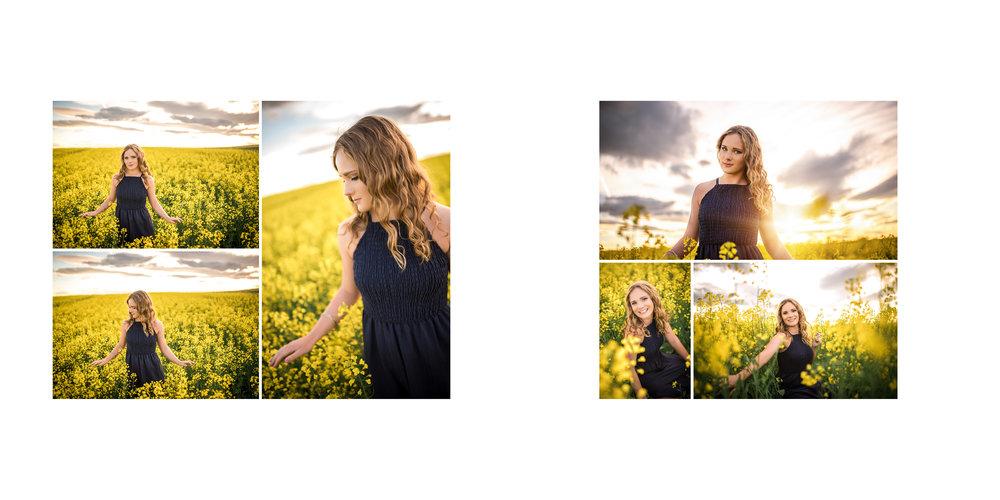 Great Falls, MT senior portraits