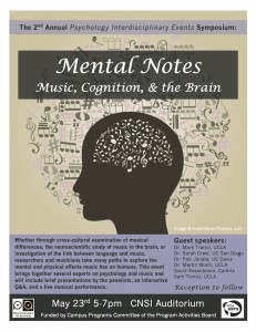 Mental Notes Flyer