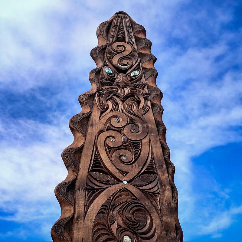 He Pou Rerenga Wairua -