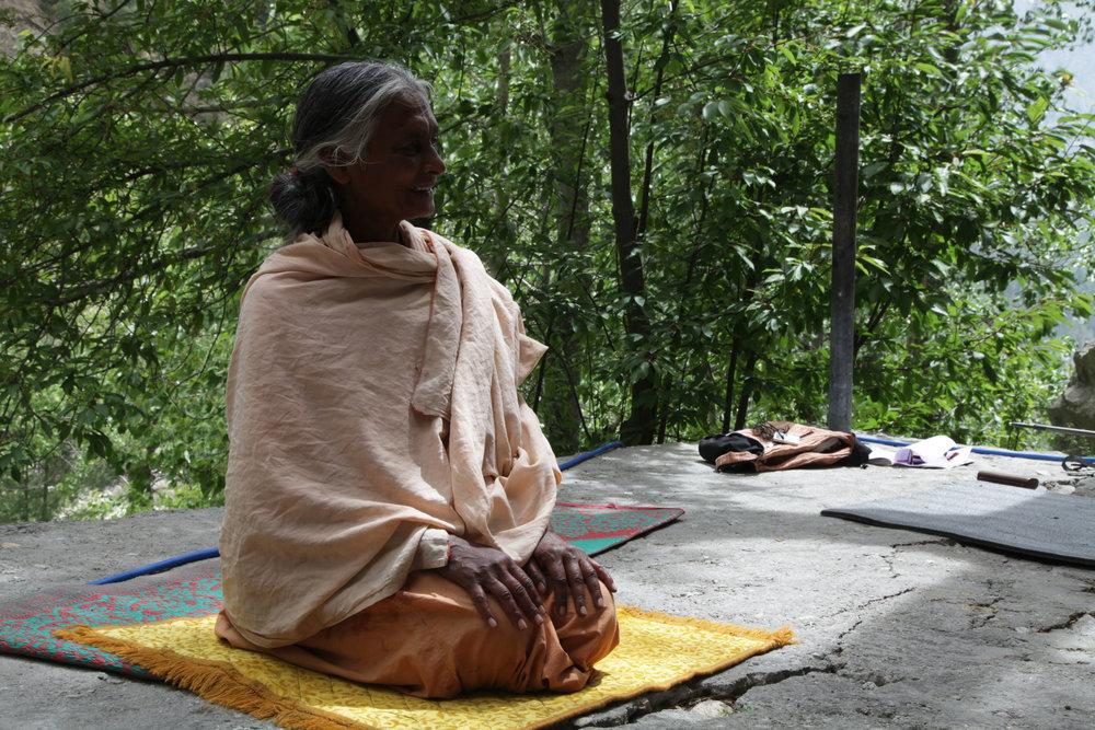 Satsangh with Bhakti