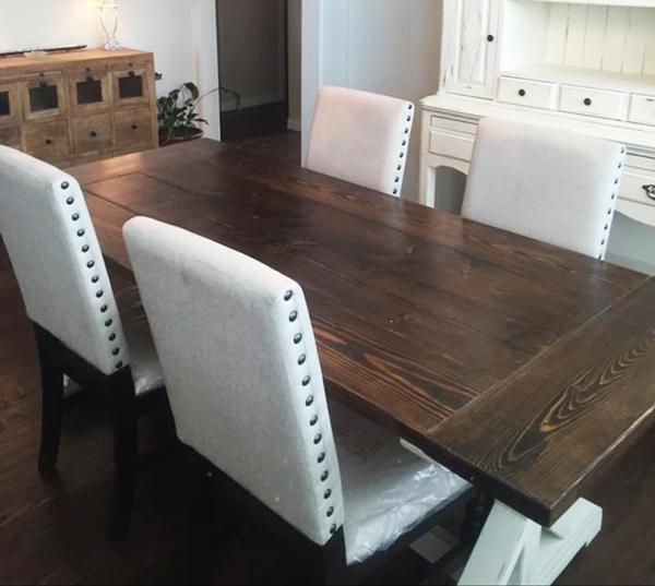 Fancy X Table
