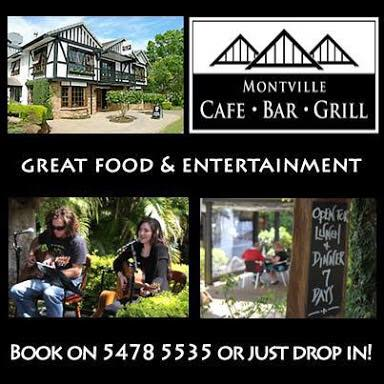 montville cafe bar and grill - Lunch and Dinner Seven Days