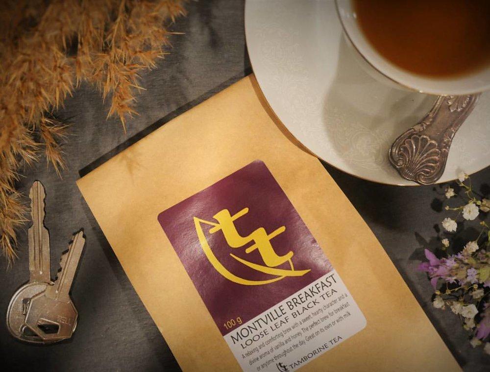 Tamborine Tea Montville