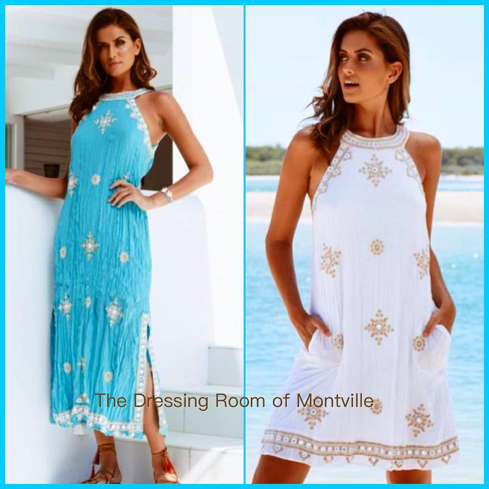 The Dressing Room of Montville