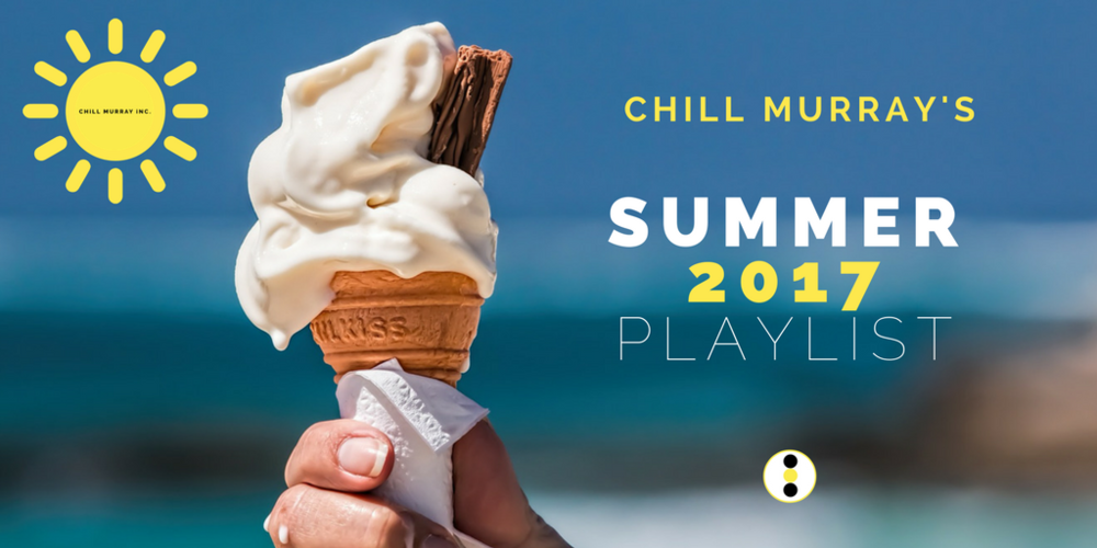 chill murray summer playlist cover image