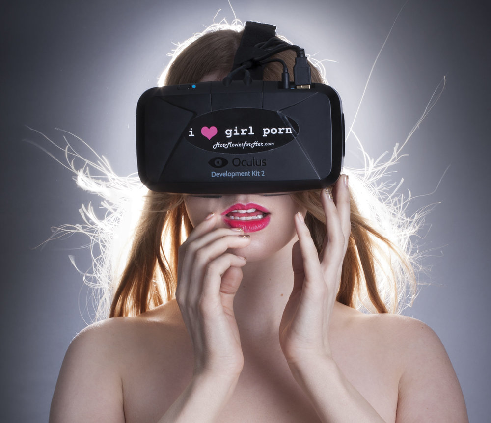 Inside the Interactive Sex Industry and the World of VR Porn