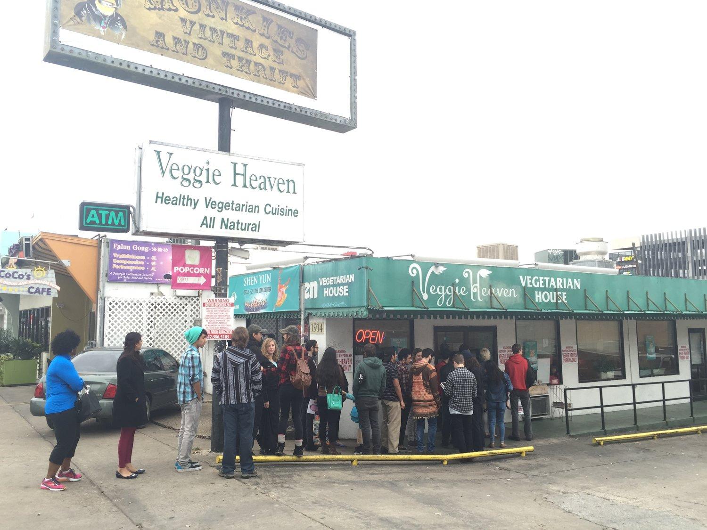 Veggie Heaven Austin