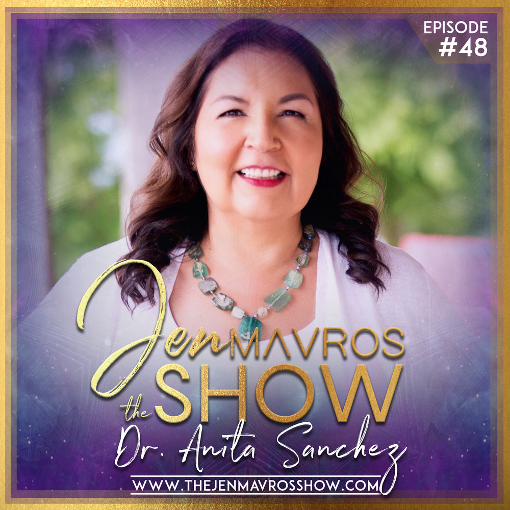 Dr. Anita Sanchez - The Four Sacred Gifts - Sharing Indigenous Wisdom