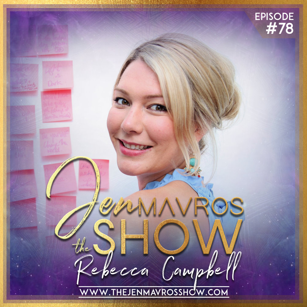 Rebecca Campbell - COMING SOON