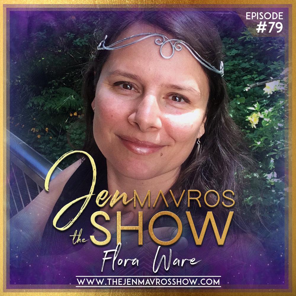 Flora Ware - Moon Magic & Manifesting