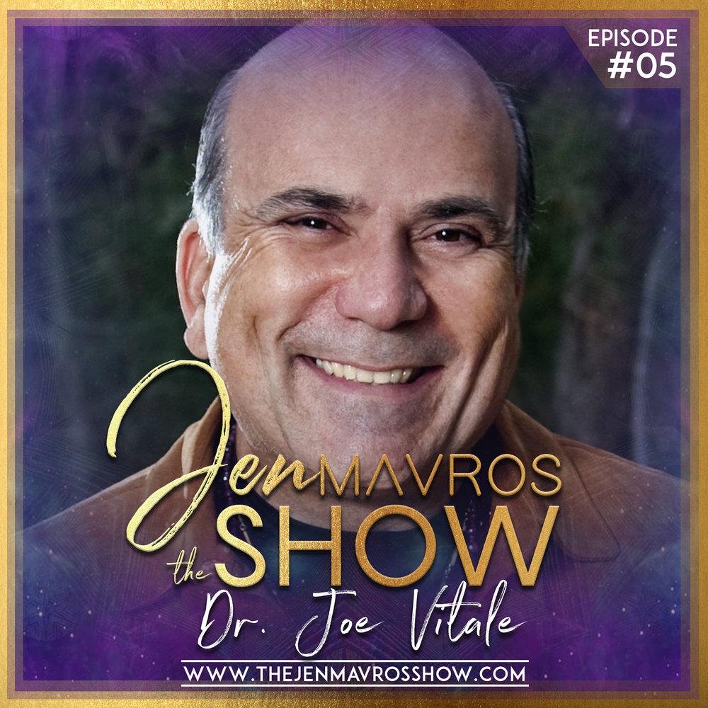Dr. Joe Vitale - Awakening The Millionaire From Within - Blending Spirit & Money