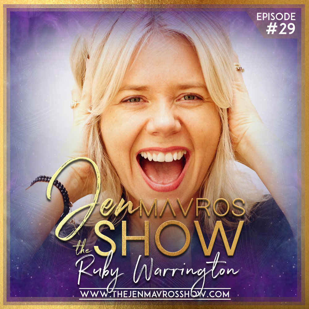 Ruby Warrington - A Stylish Journey Through Modern Spirituality