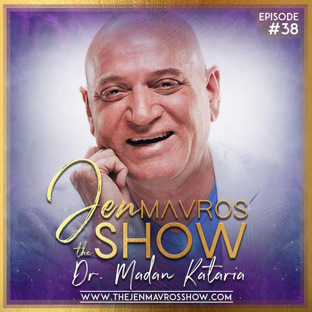 Dr. Madan Kataria - Laughter Yoga - Healing Through Giggles