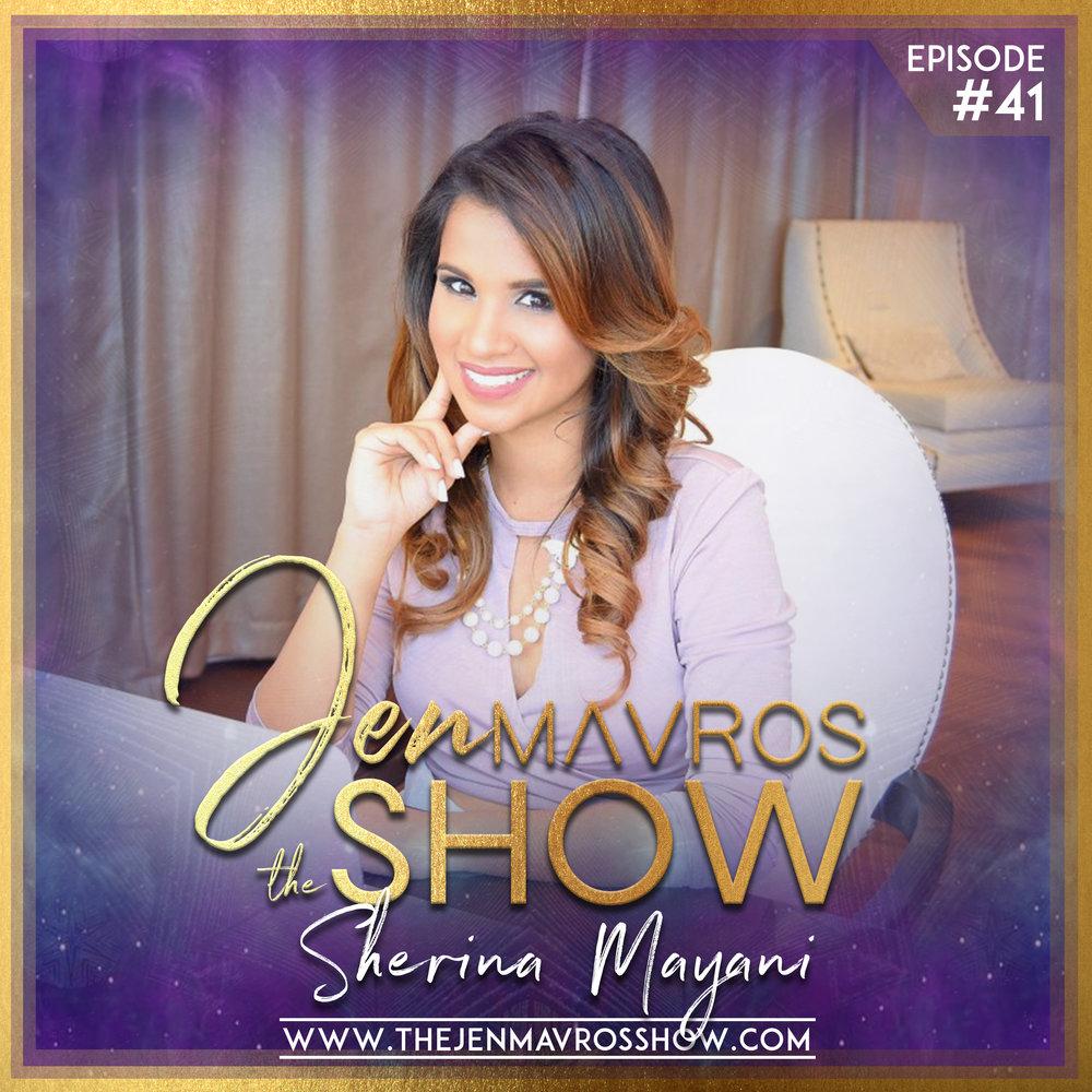 Sherina Mayani - Change Your Money Story - Eliminating Money Blocks