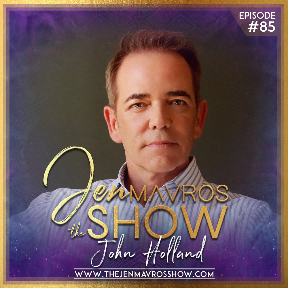 John Holland - Bridging Two Realms - Connecting With Your Passed Loved Ones