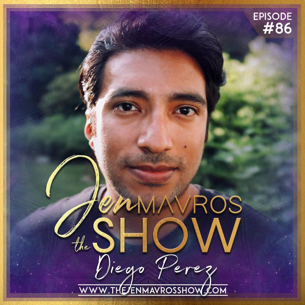 Diego Perez [aka: Yung Pueblo - COMING SOON